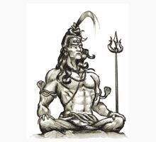 Shiva design by yogidesign