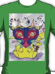 Majora Pikachu T-Shirt