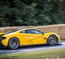 McLaren P1 Goodwood by RossJukesAuto