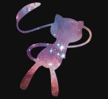 Galaxy Mew by NeonSenpai