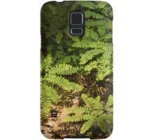 Sunlit Forest Floor Treasures Samsung Galaxy Case/Skin