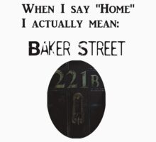 Baker Street is my Home by shego1142