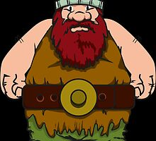 big wik - wikinger - viking olaf by littleicebear22