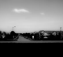 Suburb by Mark Jackson