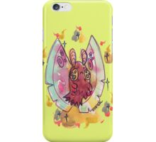 Painted Dustox iPhone Case/Skin