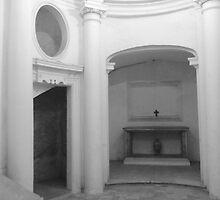 Il Cripto, Borromini, San Giovanni dei Fiorentini by Tom Hewitt