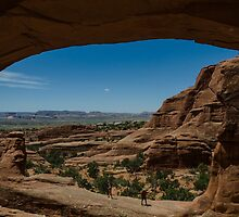 Tower Arch by don thomas