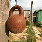 old kettlebell by mrivserg