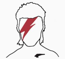 David Bowie - Ziggy Stardust by CaptainTrips