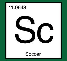 Sc for Soccer Element tshirt for Soccer fans by tshirtbaba