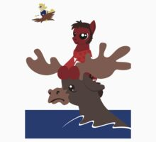 Pony Toews Going to the Games by hockeyponies