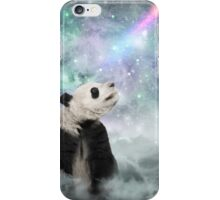 My Thoughts are Stars • (Panda Dreams / Color 2) iPhone Case/Skin