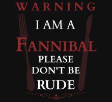 WARNING FANNIBAL - version 6 by FandomizedRose