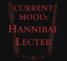 current mood: Hannibal Lecter by FandomizedRose