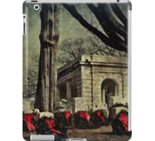 A Light Snow For The Fallen iPad Case/Skin