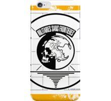 Metal Gear Solid MSF Phone Case iPhone Case/Skin