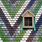 Window, Stephansdom by Tiffany Dryburgh