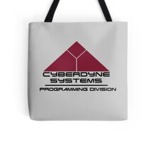 Cyberdyne Systems: Programming Divison  Tote Bag