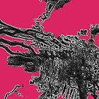 Black (Pink?) Lightning by Lucas Parker