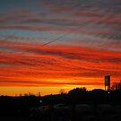 march sunrise by LoreLeft27