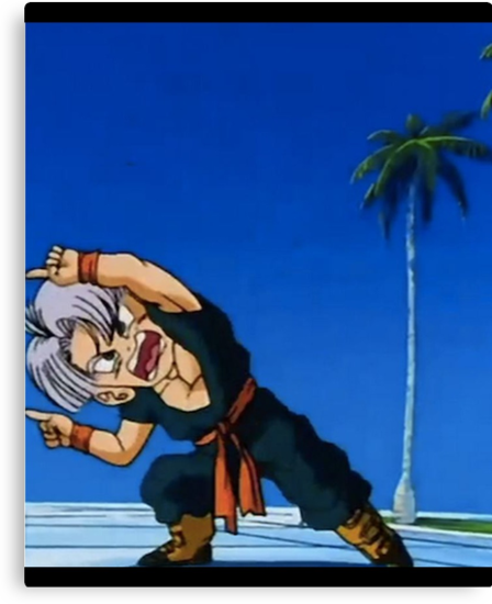 Goten & Trunks Fusion by Nomad56641