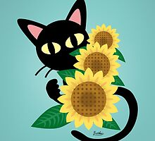Whim with Sunflower by BATKEI