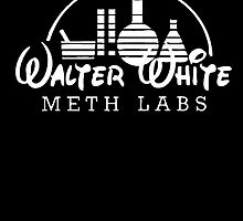Walter White Meth Labs - tribute by tshirtfreak