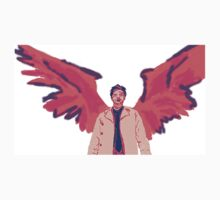 Castiel in #7 by amynapkins