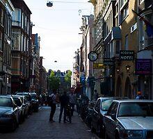 Streets of Amsterdam  by Melissa Yukura