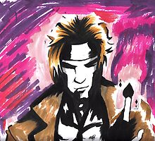 Psychedelic Gambit by tagakain