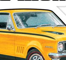 HG Monaro Design Sticker