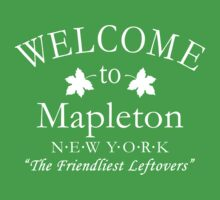 Welcome to Mapleton by waywardtees