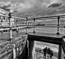 Penarth Pier by Gordon Maclaren