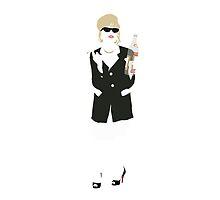 Patsy (Absolutely Fabulous) - Minimalist Image by Posteritty