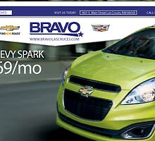 New Chevrolet 2014 by bravolascurces