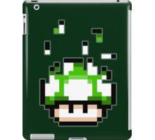 Pixel mushroom iPad Case/Skin
