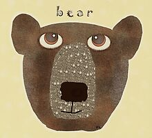 bear boo  by bri-b