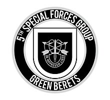 5th Special Forces by jcmeyer