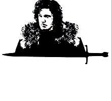 Jon Snow - Longclaw by ScarecrowQ