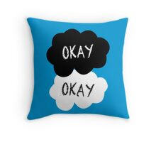 Maybe 'Okay' Will Be Like Our 'Always' Throw Pillow