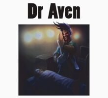 League of Legends: Dr Avan (Draven) by miczi