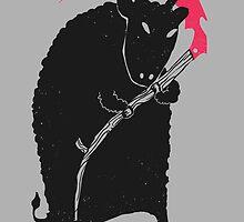 Goat GrimReaper by barmalisiRTB