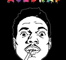 Chance the Rapper - Acid Rap by ALLCAPS