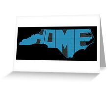 North Carolina Home State Greeting Card
