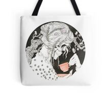 Tea time for the Dead Tote Bag