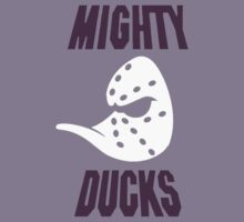 Minimalistic Mighty Ducks Retro by tml417