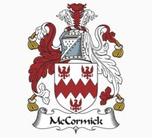 McCormick Coat of Arms / McCormick Family Crest by ScotlandForever
