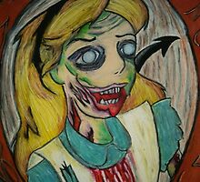Zombie Alice by HollyElizabeth