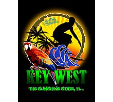 Summer In Key West Photographic Print