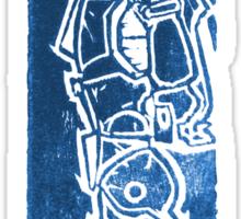 Robotech Mech circa 1985 Sticker